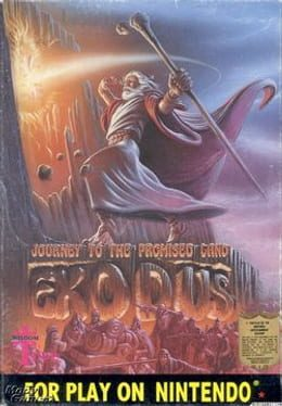 Cover Exodus: Journey to the Promised Land