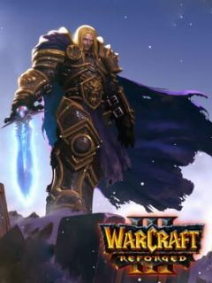 Cover Warcraft III: Reforged