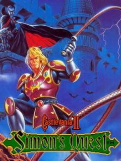 Cover Castlevania II: Simon's Quest