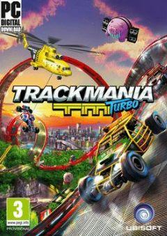 Cover TrackMania Turbo