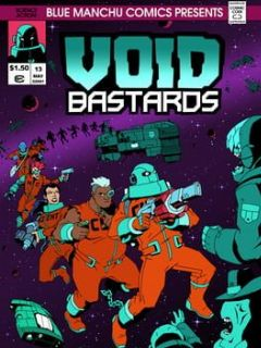 Cover Void Bastards