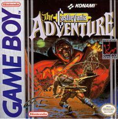 Cover Castlevania: The Adventure