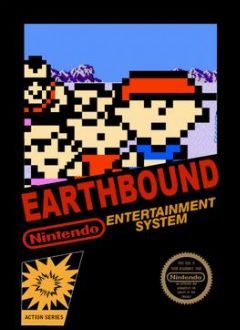 Cover EarthBound Beginnings