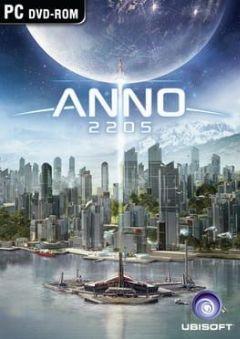 Cover Anno 2205