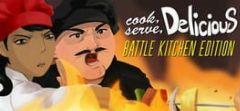 Cover Cook, Serve, Delicious!