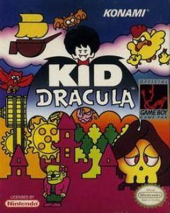 Cover Kid Dracula