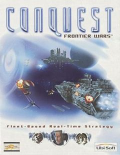 Cover Conquest: Frontier Wars