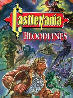 Cover Castlevania: Bloodlines