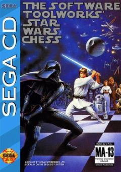 Cover Star Wars Chess