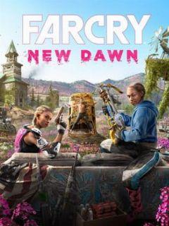 Cover Far Cry New Dawn