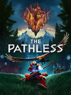 Cover The Pathless