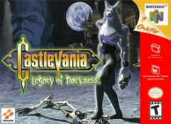 Cover Castlevania: Legacy of Darkness