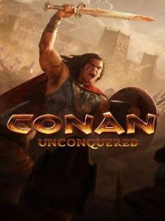 Cover Conan Unconquered