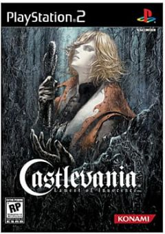 Cover Castlevania: Lament of Innocence
