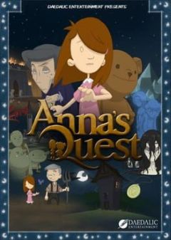 Cover Anna's Quest