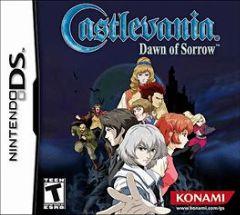 Cover Castlevania: Dawn of Sorrow
