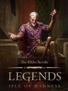Cover The Elder Scrolls Legends: Isole della Follia