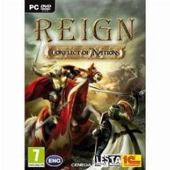 Cover Reign: Conflict of Nations