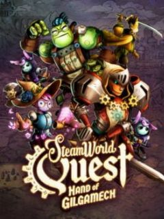 Cover SteamWorld Quest: Hand of Gilgamech