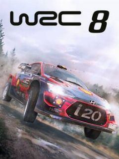 Cover WRC 8