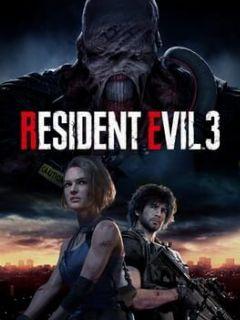 Cover Resident Evil 3 Remake