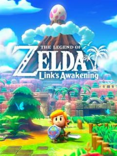 Cover The Legend of Zelda: Link's Awakening