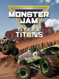 Cover Monster Jam Steel Titans