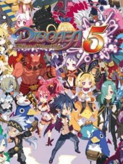 Cover Disgaea 5: Alliance of Vengeance