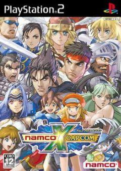 Cover Namco × Capcom