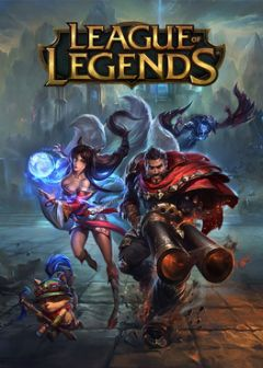 Cover League of Legends