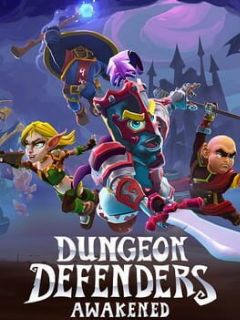 Cover Dungeon Defenders: Awakened