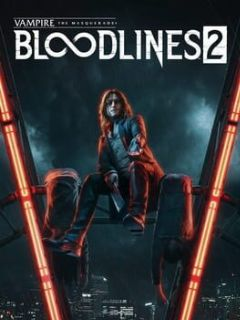 Cover Vampire: The Masquerade – Bloodlines 2