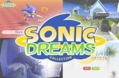 Cover Sonic Dreams Collection