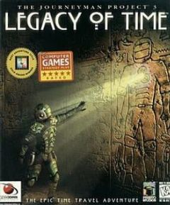 Cover The Journeyman Project 3: Legacy of Time