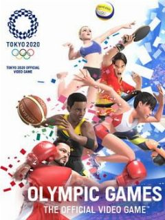 Cover Olympics Games Tokyo 2020 – The Official Video Game