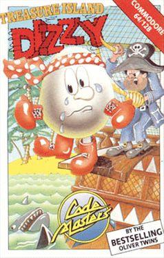 Cover Treasure Island Dizzy