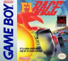 Cover F-1 Race