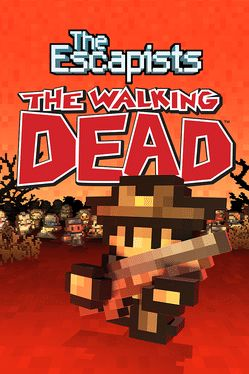 Cover The Escapists: The Walking Dead