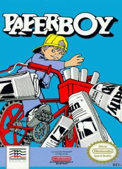 Cover Paperboy