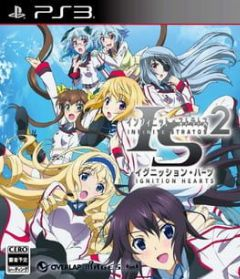 Cover Infinite Stratos 2: Ignition Hearts
