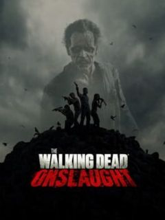 Cover The Walking Dead Onslaught