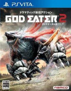Cover God Eater 2