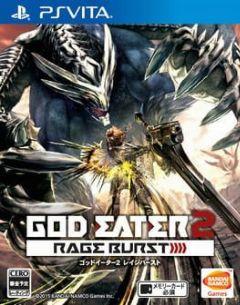 Cover God Eater 2 – Rage Burst