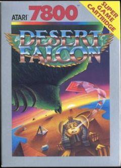Cover Desert Falcon