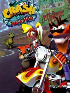 Cover Crash Bandicoot: Warped