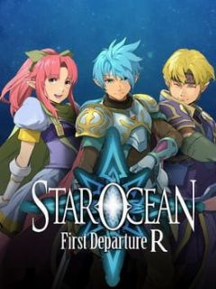 Cover Star Ocean: First Departure R