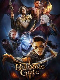 Cover Baldur's Gate III