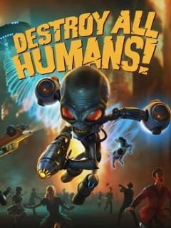Cover Destroy All Humans!