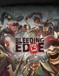 Cover Bleeding Edge