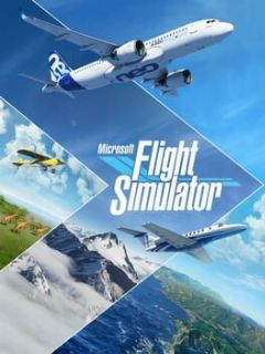 Cover Microsoft Flight Simulator